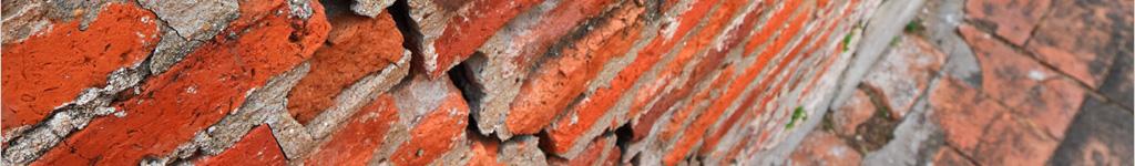 nieuwe aannemer vinden of conlict bemiddeling bij scheur in muur